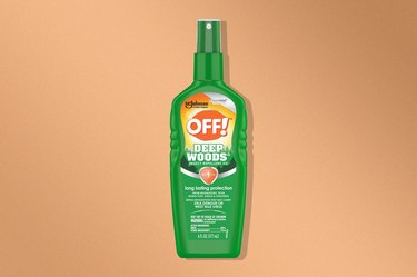 OFF! Deep Woods Insect Repellent VII mosquito repellent