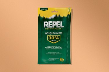 Repel Sportsmen Mosquito Wipes mosquito repellent