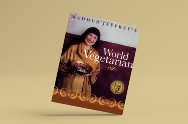 """""""Madhur Jaffrey's World Vegetarian: More Than 650 Meatless Recipes from Around the World"""""""