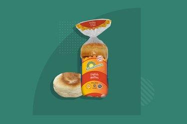 Kinnikinnick Tapioca Rice English Muffins