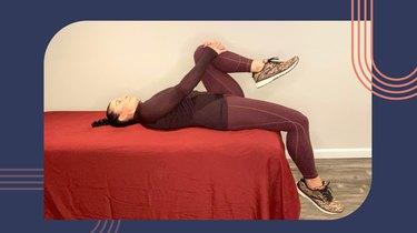 Move 11: Over-the-Bed Hip-Flexor Stretch