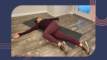 Move 10: Single-Leg Lying Spinal Twist