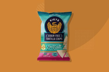Siete Sea Salt Grain-Free Tortilla Chips