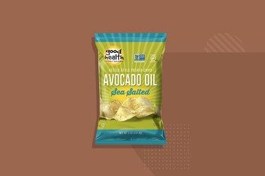 Good Health Avocado Oil Sea Salt Kettle Chips
