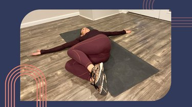 Move 9: Double-Leg Lying Spinal Twist