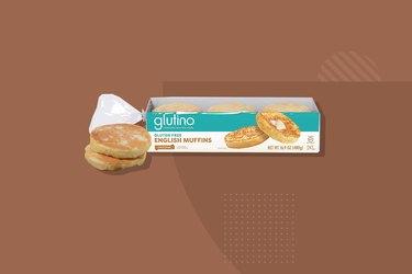 Glutino Gluten Free English Muffin