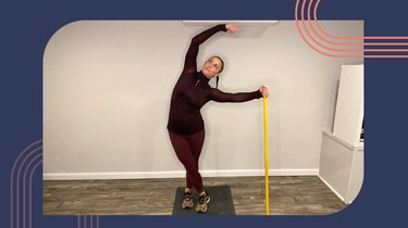 Move 8: Standing Side Stretch