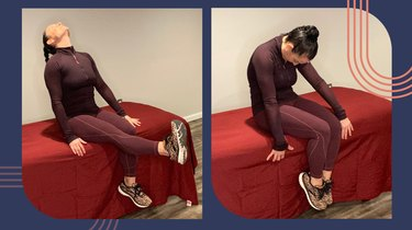 Move 12: Seated Sciatic 'Nerve Floss'