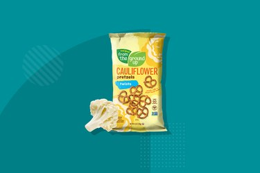 Real Food From the Ground Up Cauliflower Pretzels
