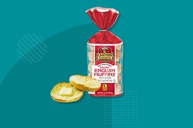 Canyon Bakehouse Gluten-Free English Muffins