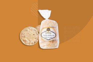 New Grains Gluten-Free English Muffins