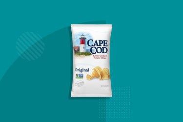 Cape Cod Original Sea Salt Kettle Cooked Potato Chips