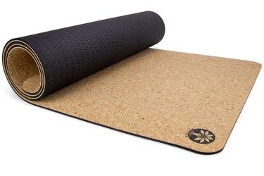 Yohola Yoga Cork Eco-Friendly Yoga Mat