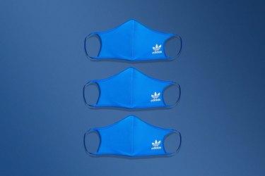 adidas Originals Trefoil Face Cover 3 Pack