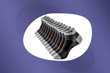 Paplus Ankle Compression Socks