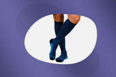 NxTSTOP Ultra-Soft Compression Socks