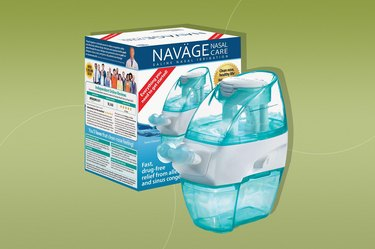Navage Nasal Irrigation