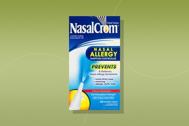 NasalCrom Nasal Spray allergy medicine