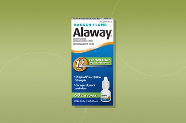 Bauch & Lomb Alaway Eye Itch Relief Drops