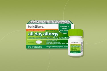 Amazon Basic Care All Day Allergy