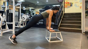 Move 2: Incline Plank