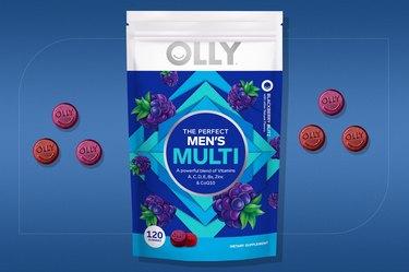 Olly The Perfect Men's Multi multivitamin