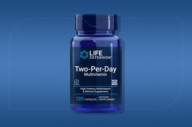 Life Extension two-per-day men's multivitamin
