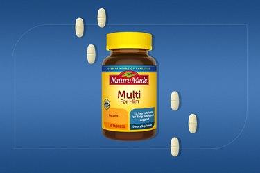 Nature Made Men's Multivitamin Tablets