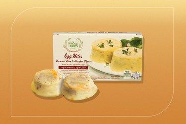 Whole Foods Market Egg Bites, Uncured Ham & Gruyere Cheese