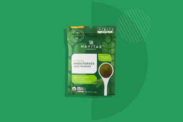 Navitas Organic Wheatgrass Juice Powder