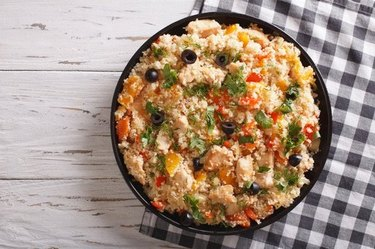All You Ever Wanted in a Couscous Salad