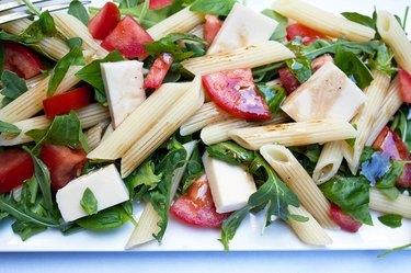 Pasta Caprese Salad