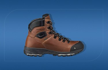 The Vasque St. Elias GTX as one of the best hiking boots