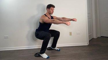 Basic Squat Form