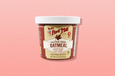 Bob's Red Mill Gluten-Free Brown Sugar & Maple Oatmeal Cup