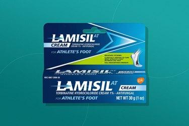 Lamisil AT Antifungal Cream for athlete's foot treatment