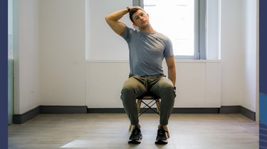 Move 10: Upper Trapezius Stretch