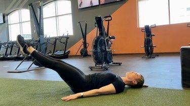 Move 7: Double Straight-Leg Lift