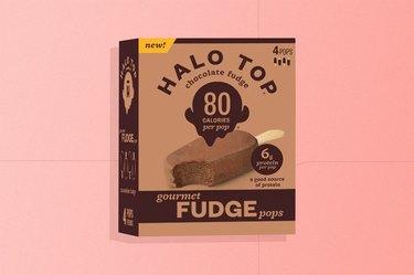 Halo Top Gourmet Fudge Pops