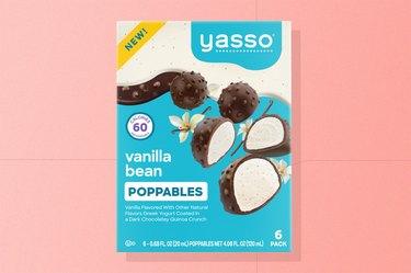 Yasso Poppables in vanilla bean