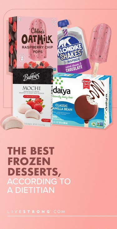 pin for The Best Frozen Desserts, According to a Dietitian