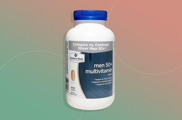 Member's Mark Men 50+ Multivitamin