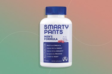 SmartyPants Men's Formula Daily Gummy Multivitamin