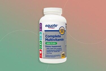 Equate Complete Multivitamin 50+