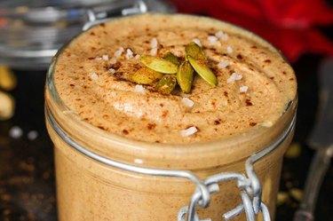 Pumpkin Spice Cashew Butter Low-Carb Vegan Breakfast Recipes