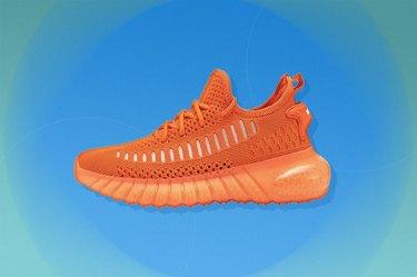 MOERDENG Men's Breathable Fashion Sneaker