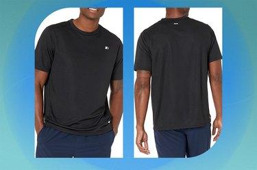 Starter Men's Short-Sleeve Tech T-Shirt