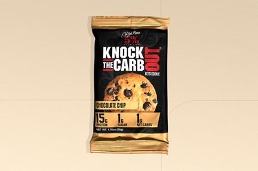 5% Nutrition's Knock The Carb Out Keto Cookie