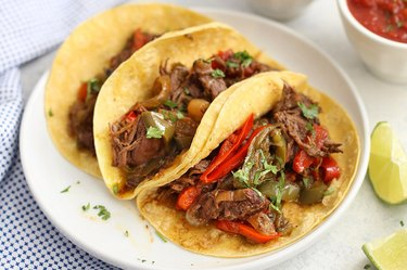 Slow Cooker Beef Carnitas Stew Meat Recipes Not Stew