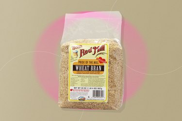 Bob's Red Mill Wheat Bran as a fiber supplement for weight loss